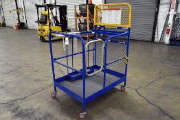 Vestil Work Platform Model WP-3648
