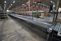 Unex Roller Conveyor System