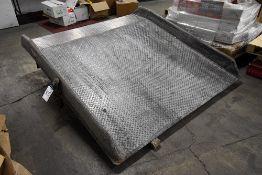 """Steel Dock Plate (72"""" x 78"""")"""