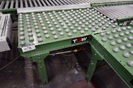 "TGW Adjustable Ball Transfer Table (48""x30-1/2""x29-1/2"")"