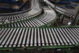 TGW Roller Conveyor System