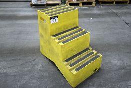 Poly 3-Step Step Stool