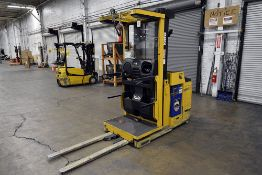 """Yale 3,000 lbs. Capacity, Order Picker w/ 213"""" Lift Height"""