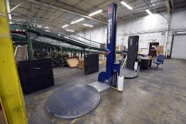 Robopac Eco Plat Plus Automated Stretch Wrapping System