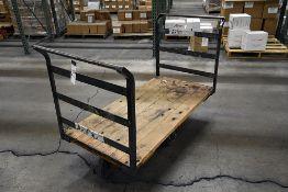 "Nutting Industrial Platform Carts (54""x26-1/2"" Platform)"