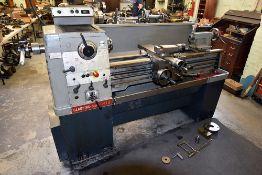 "Clausing-Colchester VS 13"" Lathe Machine No. 21/0002/00322DD, 230v, 3-Phase (44"" DBC & 14-1/2""Swing)"
