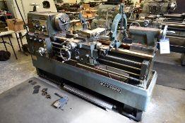 "Millport SJX1740G, s/n 304026, 230v 3-PH, Lathe (40"" DBC & 18"" Swing) & Bison 3-Jaw Chuck (10""x3.5"")"
