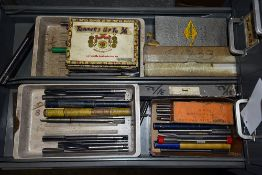 Group of Cleveland Twist Drill Co. & Morse Reamers (In (5) Drawers)