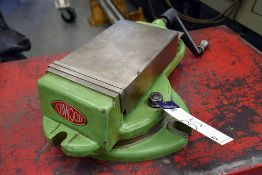 """Abwood 1998A 6"""" Machinist Vise"""