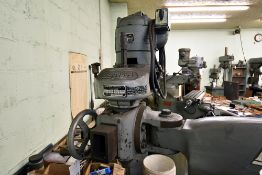 1/2 hp, 3 Phase, Milling Head