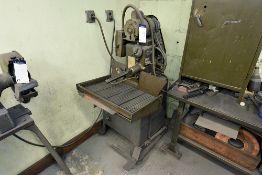 Sunnen Model B1290D Honing Machine Serial Number 11864