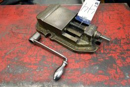 """Brown and Sharpe No. 22 5"""" Machinist Vise"""