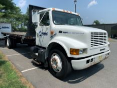 2000 International 4700 Industrial Carrier w/ Removable Body System