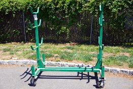 GREENLEE ROLLING CONDUIT AND PIPE RACK