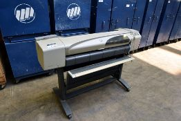 HP Model C7770B, Color Wide Format Printer