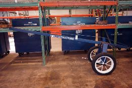 12 FOOT STEEL PIPE DOLLY