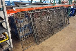 STEEL SECURITY CAGE SYSTEM