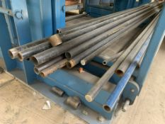 A Group of Ass't Length & Dia. Steel Pipe