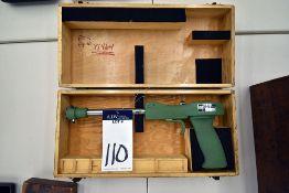 Federal Model 1243p-2 Pistol Grip Dial Groove Gauge