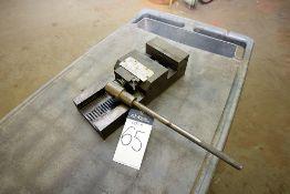 "J&J Tool Co. 6"" Clamp Cut, Milling Vise"