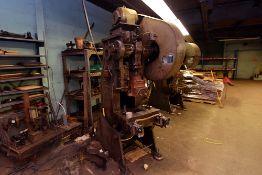 "Niagara Model A3PL, 32 Ton, OBI Punch Press, 3-1/2"" Stroke"