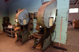 "Niagara Model A2-1/2PL, 22Ton OBI Punch Press, 2"" Stroke"