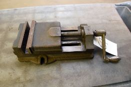 """LNW 6"""" Milling Vise"""
