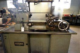 Hardinge Super Precision, HC Chucker Lathe w/ 8-Station Turret