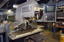 Bridgeport Iteract 1MK2, CNC Milling Machine w/ Heidenhain TNC151 DRO & Erickson 400 Speed Indexer