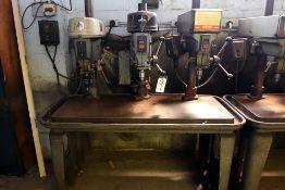3-Head Gang Drill Press