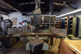 Teknics RC432 CNC, Turret Vertical Milling Machine