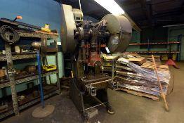 "Niagara Model A3, 32 Ton, OBI Punch Press, 2-1/2"" Stroke"