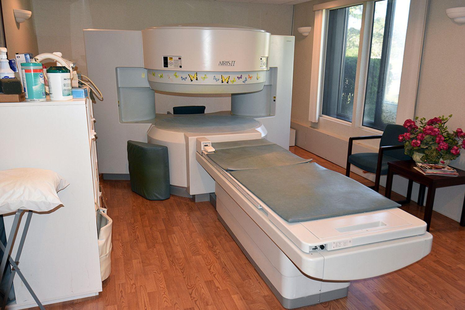 Bankruptcy Auction - Open MRI of Phillipsburg, NJ