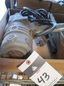 Heavy Duty Electric Drill (SOLD AS-IS - NO WARRANTY)