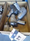 Pneumatic Impacts (4) (SOLD AS-IS - NO WARRANTY)