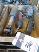 Pneumatic Tools (4) (SOLD AS-IS - NO WARRANTY)
