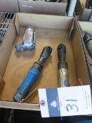 Pneumatic Socket Wrenches (3) (SOLD AS-IS - NO WARRANTY)