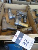 Pneumatic Drills (5) (SOLD AS-IS - NO WARRANTY)