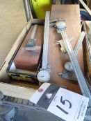 Dial Calipers (SOLD AS-IS - NO WARRANTY)