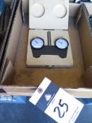 SPI Dial Mill Head Tramming Indicator (SOLD AS-IS - NO WARRANTY)