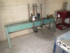 Hydraulic Crank Shaft Straightener