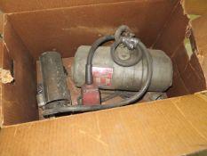 CM 1/2 Ton Electric Hoists (2)
