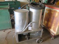 Heated Pressure Washer