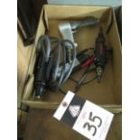 Pneumatic and Electric Power Tools (SOLD AS-IS - NO WARRANTY)