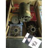 Mill Slot Cutters (SOLD AS-IS - NO WARRANTY)