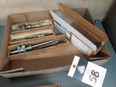 Cogsdill Deburring Tools (SOLD AS-IS - NO WARRANTY)