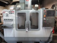 2008 Haas VF-2D CNC VMC s/n 1071913 w/ Haas Controls, 24-Station Side Mount 24 Station, SOLD AS IS