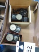 Trava-Dials and Mounting Hardware (SOLD AS-IS - NO WARRANTY)