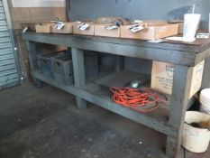 Work Bench (SOLD AS-IS - NO WARRANTY)