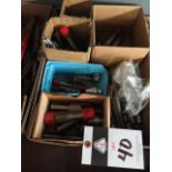 Porting Tools and Taps (SOLD AS-IS - NO WARRANTY)